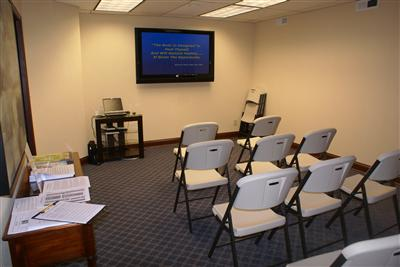 Seminar Room in Dr. Rehme's Office