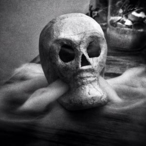 vapor skull