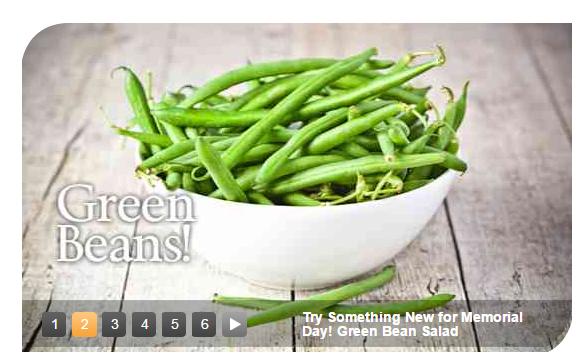 green bean screenshot