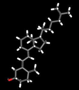 vitamin D3 diagram