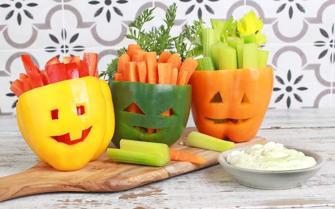 It's The Season For Sugar-Free Halloween Hijinks