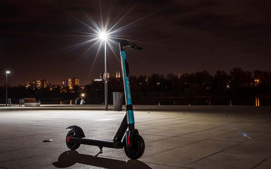 More Electric Scooters, More Dental & Facial Injuries