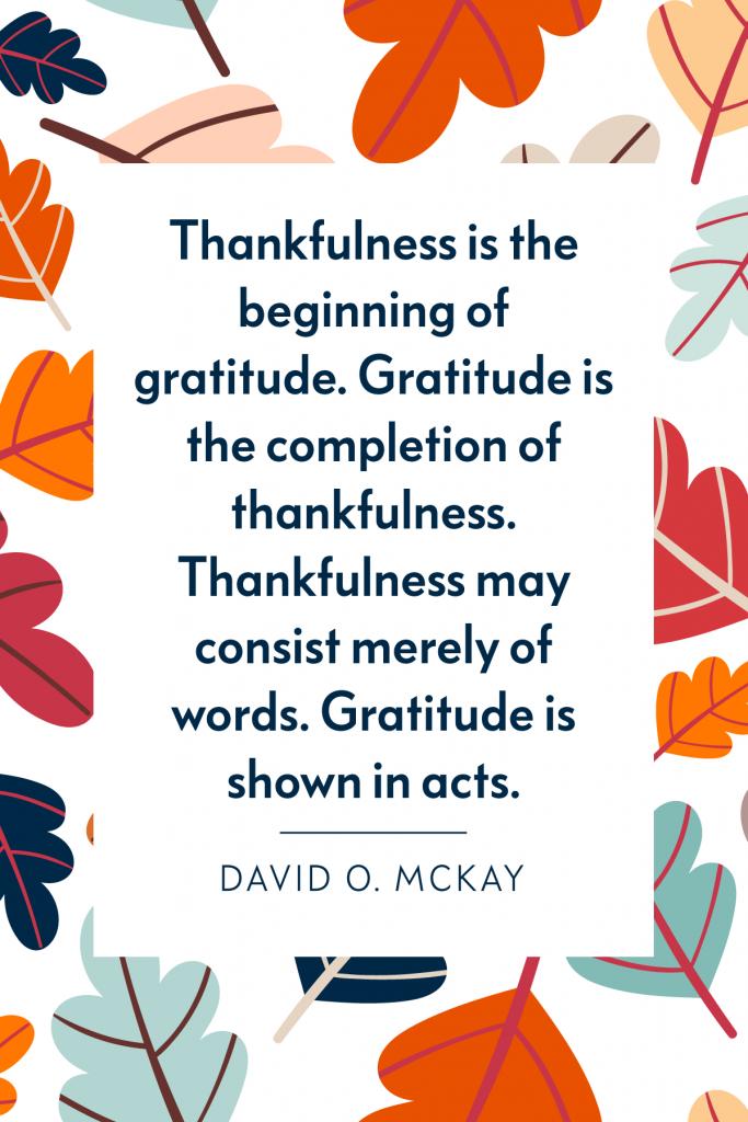 David McKay quote