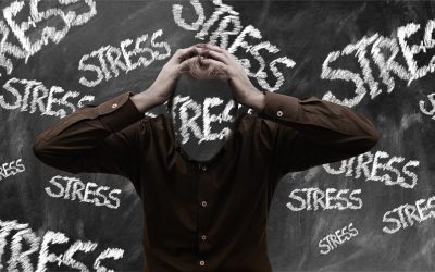 Being Stressed Can Stress Out Your Mouth