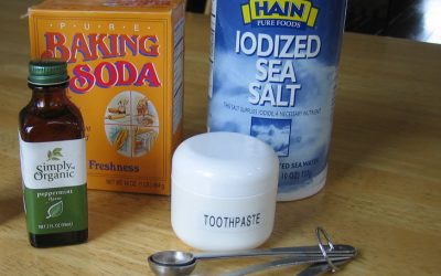 Making Your Own Toothpaste at Home