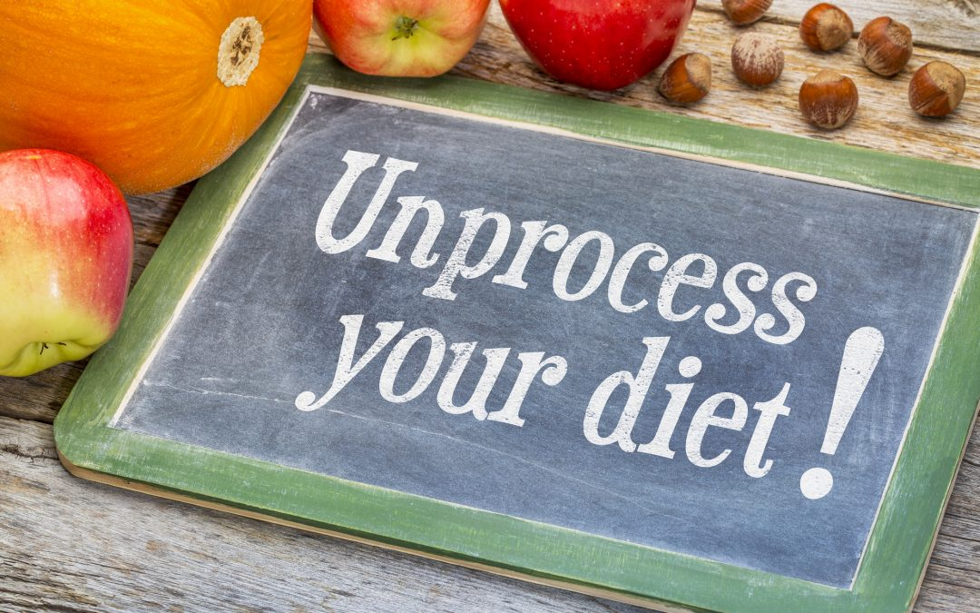 slate reading Unprocess Your Diet