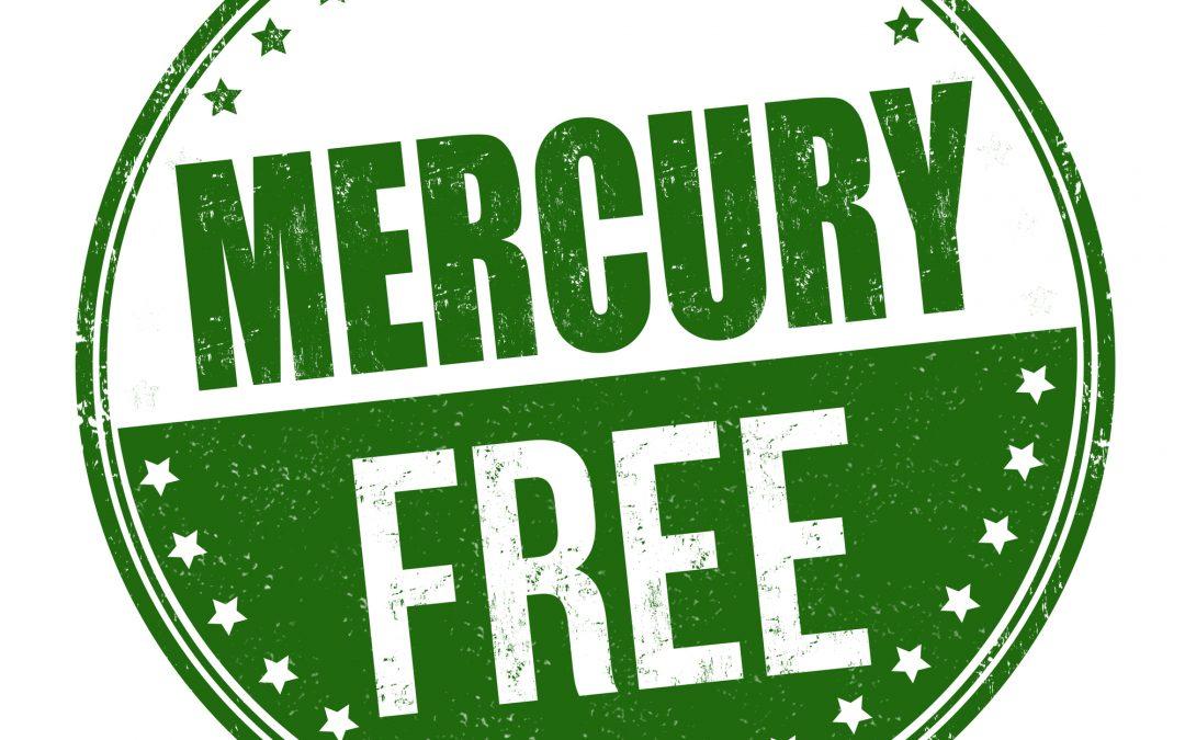 mercury-free stamp
